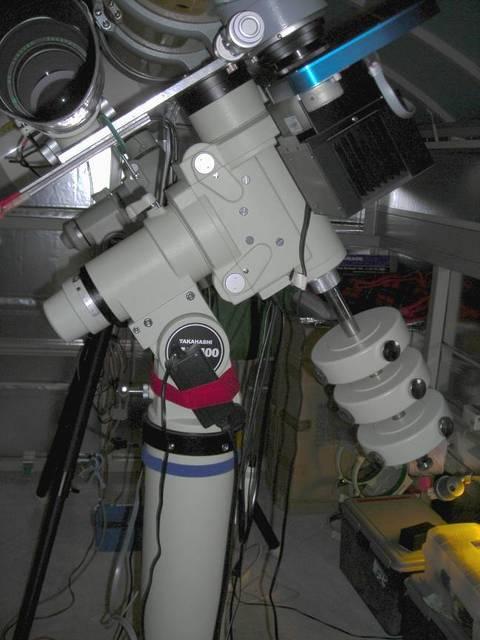 3.EM400赤道儀