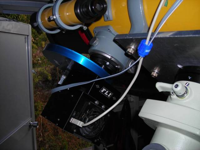 4.FLI IMG6303E 冷却CCD
